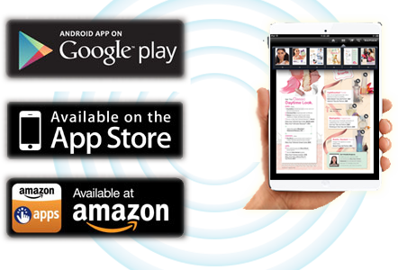 Mobile apps for Digital Catalogs, Magazines, Newspapers and